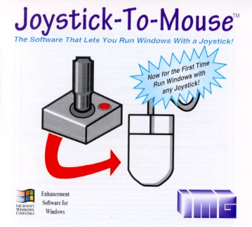 Joystick-To-Mouse Cover