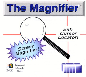 The Magnifier Cover