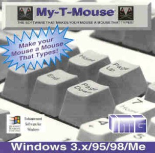 My-T-Mouse Cover