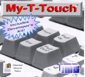My-T-Touch Cover